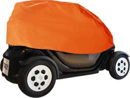 TwizCover Orange